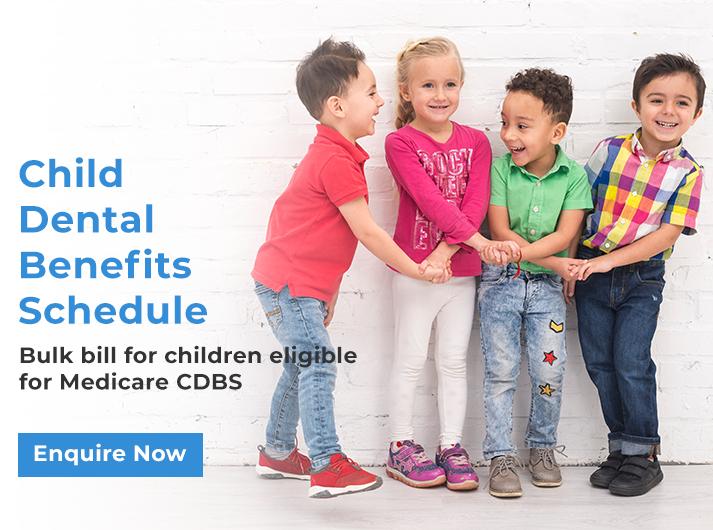 child dental benefits schedule banner albury