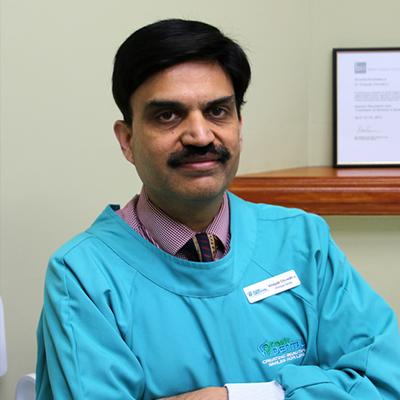 dr vinayak chowdhry dentist albury