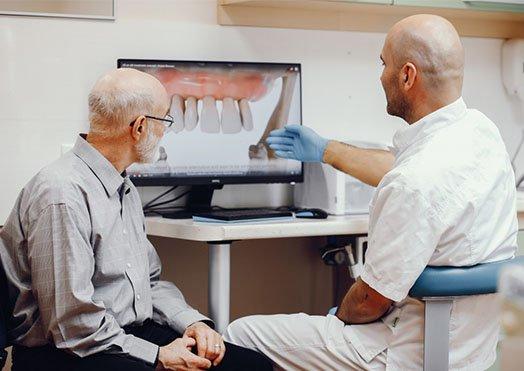 implant dentistry procedure albury