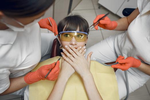 dental fear management albury